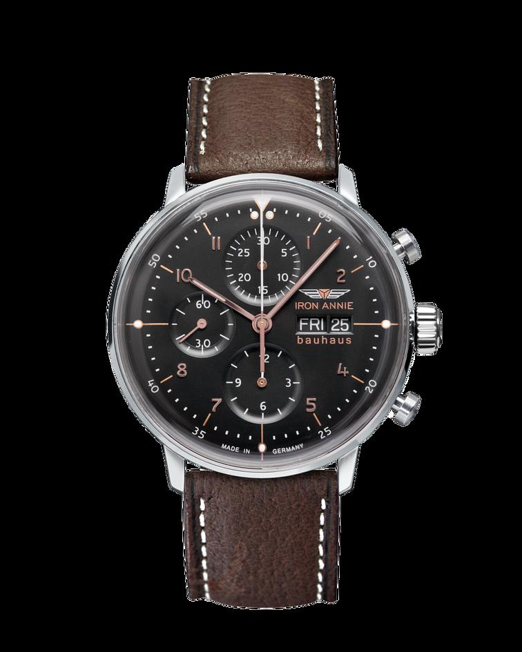 Reloj Iron Annie Chrono - Automático Colección Bauhaus