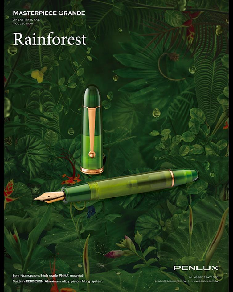 Great Natural-Rainforest - Gran Diseño