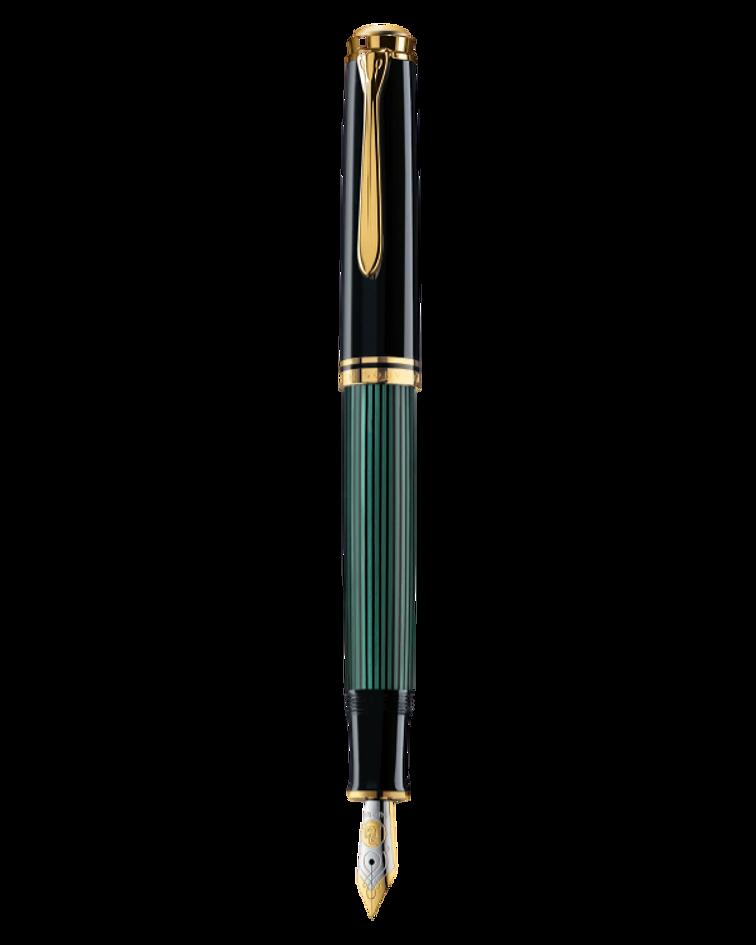 Pluma Souveran M400 Plumín de Oro de 14 k
