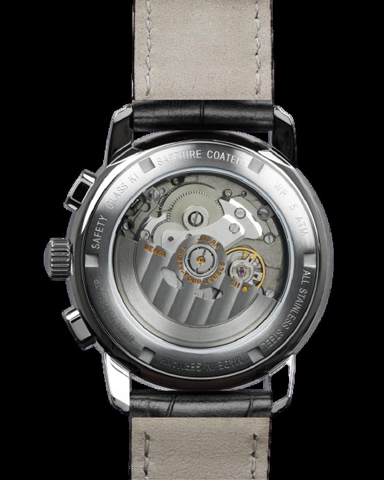 Reloj Cronografo Zeppelin Atlantic Automatico - Cristal Zafiro