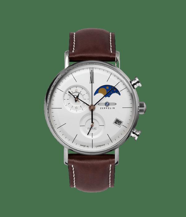 Reloj Zeppelin Cronografo Cuarzo con Fase Lunar