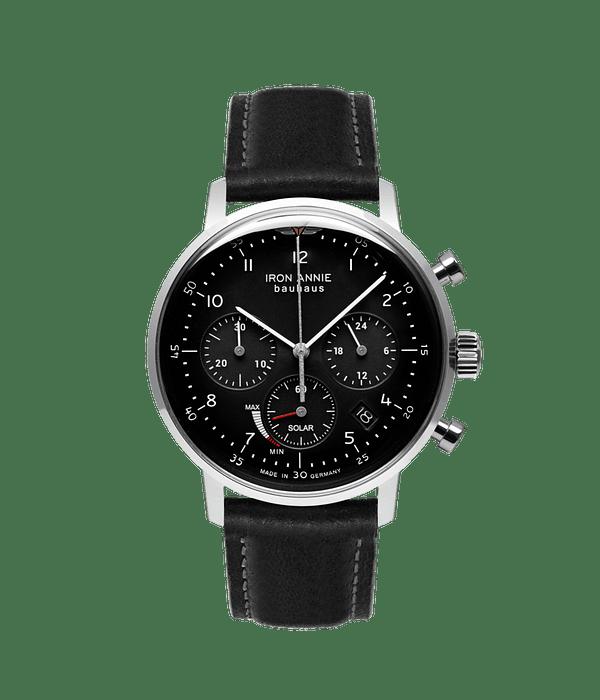 Reloj Iron Annie - Cuarzo Solar - Colección Bauhaus