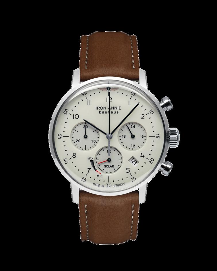 Reloj Iron Annie Cronógrafo Cuarzo - Colección Bauhaus