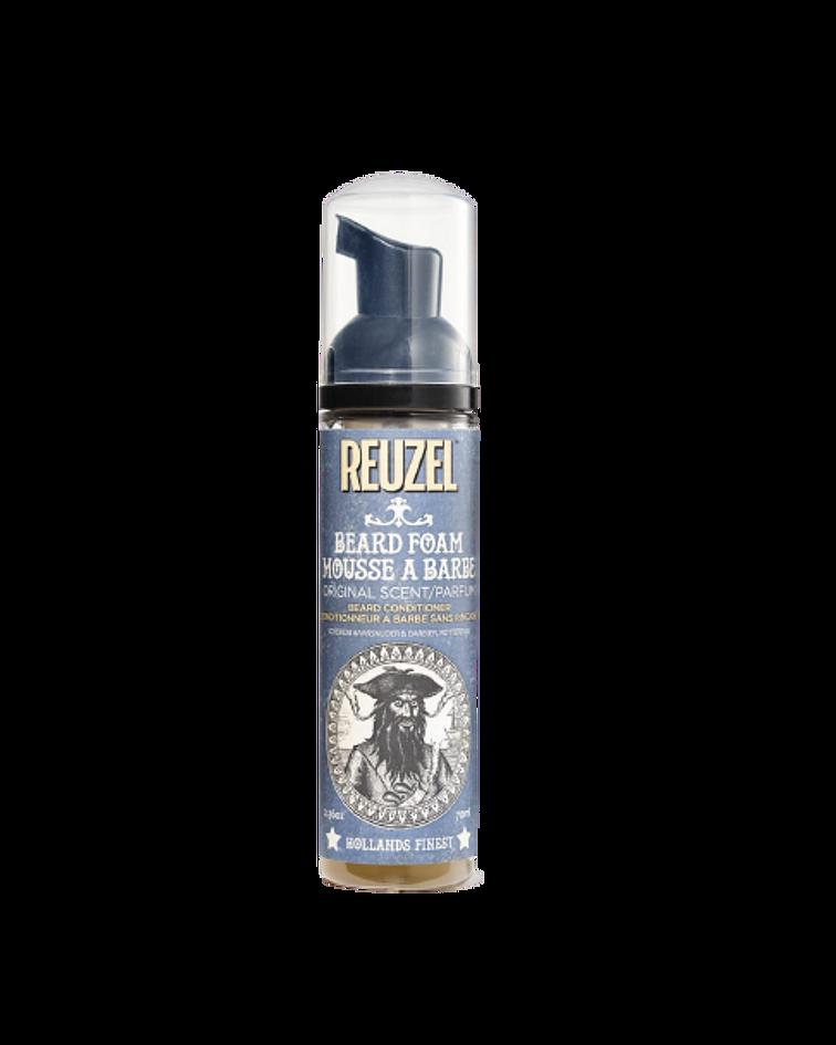 Espuma Hidratante De Barba Reuzel 70Ml