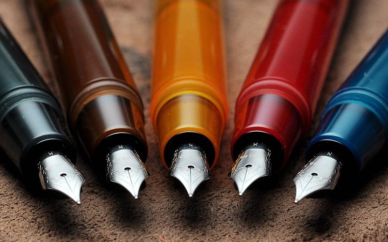 Por qué Amamos Escribir con Plumas