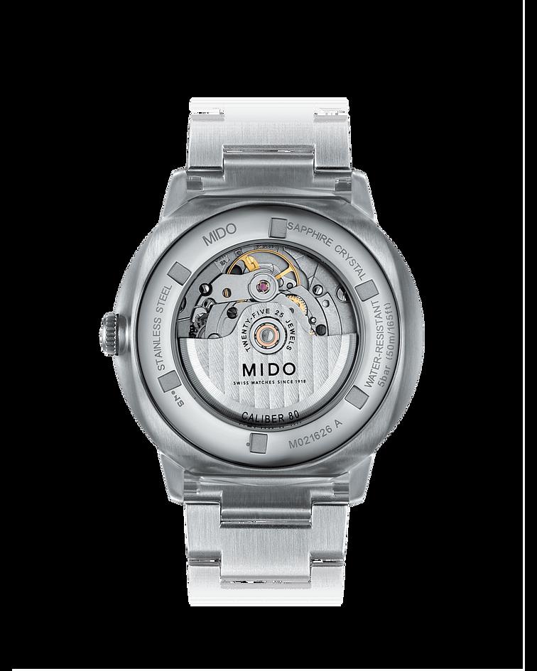 Reloj Mido Commander BIG DATE Automático - Edición 100 años