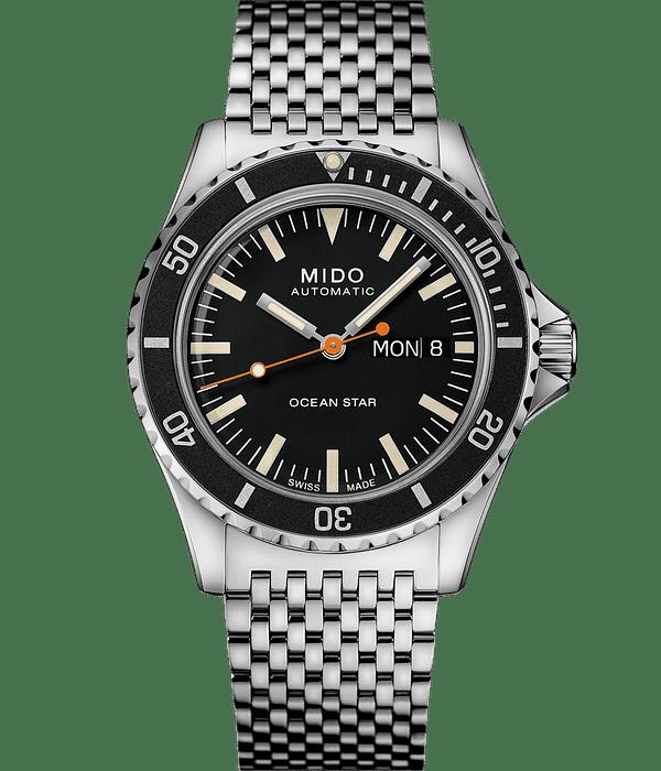 Reloj Mido OCEAN STAR Captain  - TRIBUTO - 200 Metros
