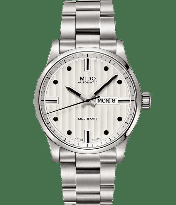 Reloj Mido Multifort Automatico - 80 Horas Reserva de Marcha
