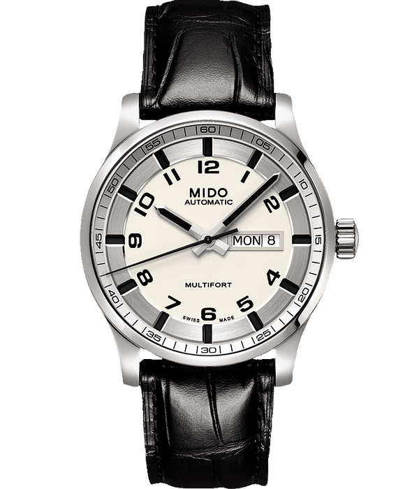 Reloj Mido Multifort Automático - 80 Horas Reserva de Marcha