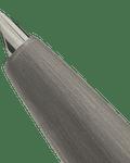 Pluma Lamy 2000 Metal F - Plumín de Oro de 14 K - Un Icono Mundial