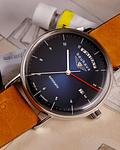 Bauhaus Automático Aleman Azul