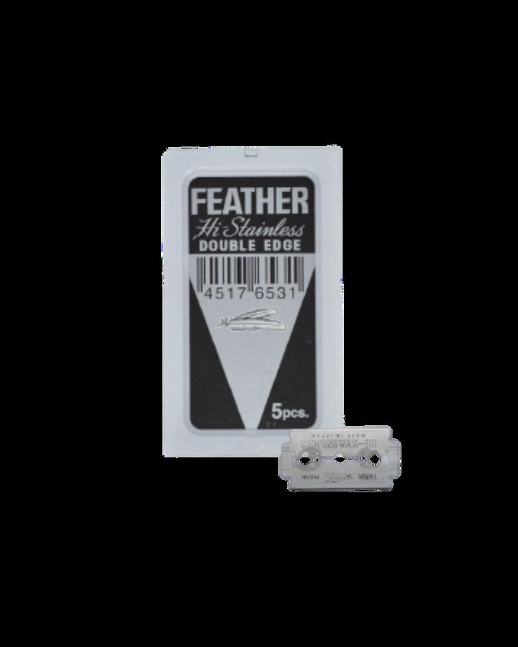 Feather Display de 5 hojas doble filo