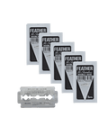 PACK 5 - Feather Display de 5 hojas doble filo