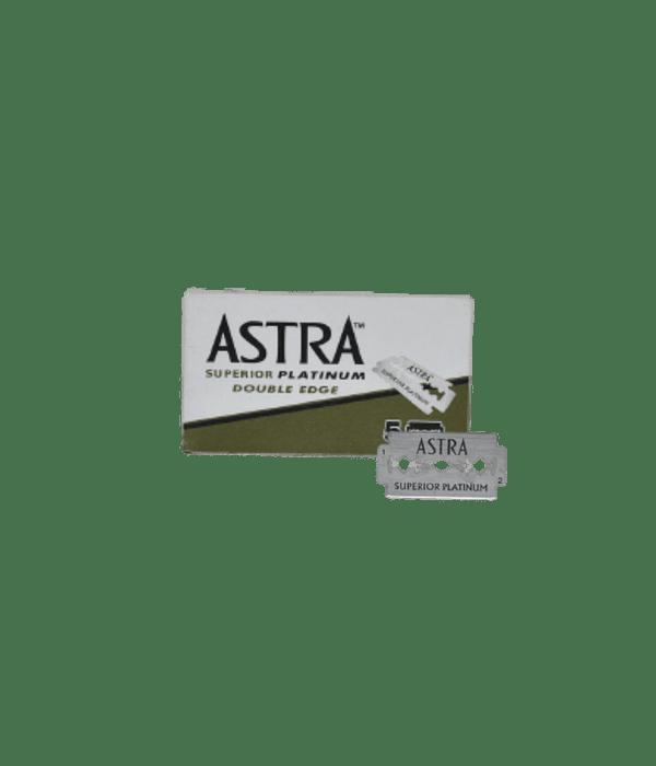 Astra Display de 5 hojas doble filo