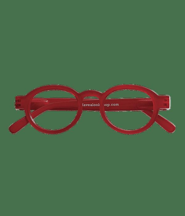 Circle Twist Red