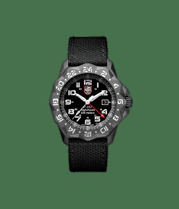 Luminox F-117 Nighthawk - Cristal Zafiro - Suizo