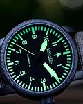 Reloj LUM-TEC Combat B46 - Cristal Zafiro