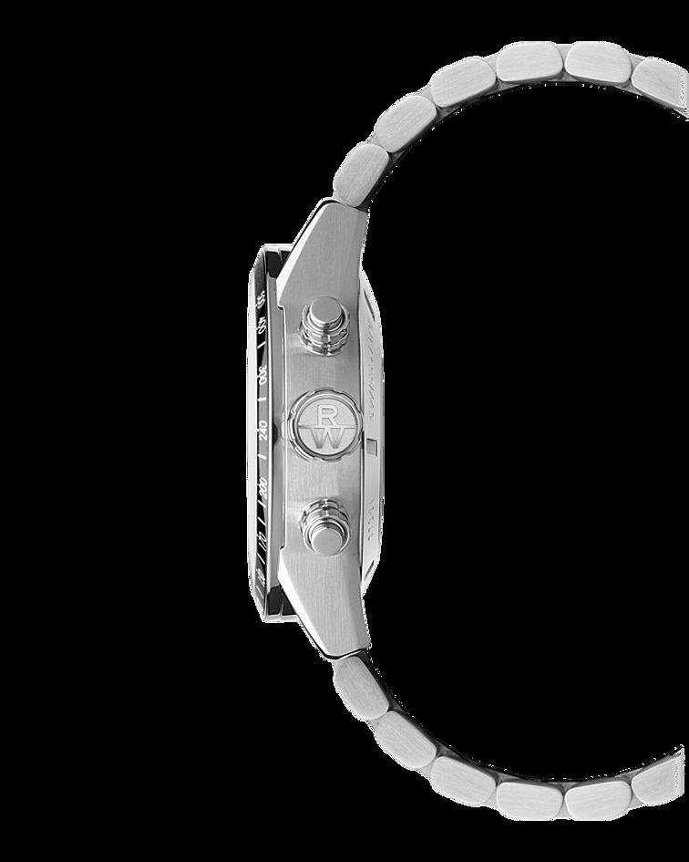 Raymond Weil Freelander Cronógrafo Automático - Brazalete de Acero