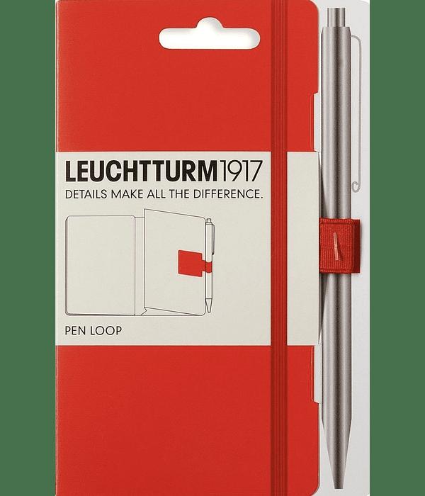 Portalápices Pen Loop - Rojo