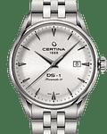 Certina DS-1  Automático Clásico Reserva de Marcha de 80 horas -