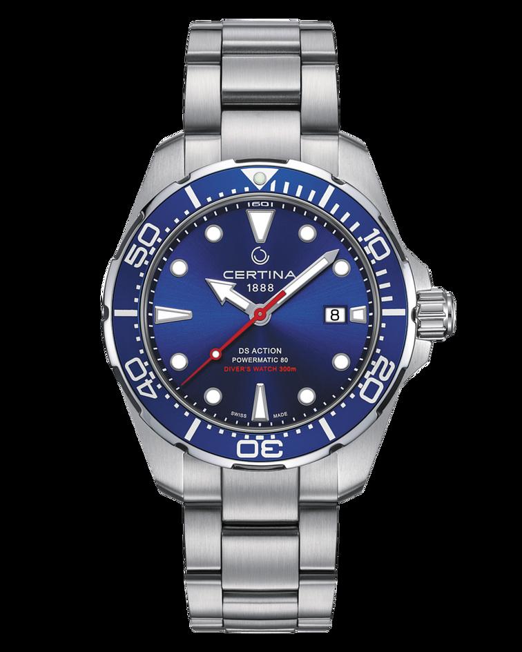 Certina DS Action Diver - Automático - 300 metros de profundidad