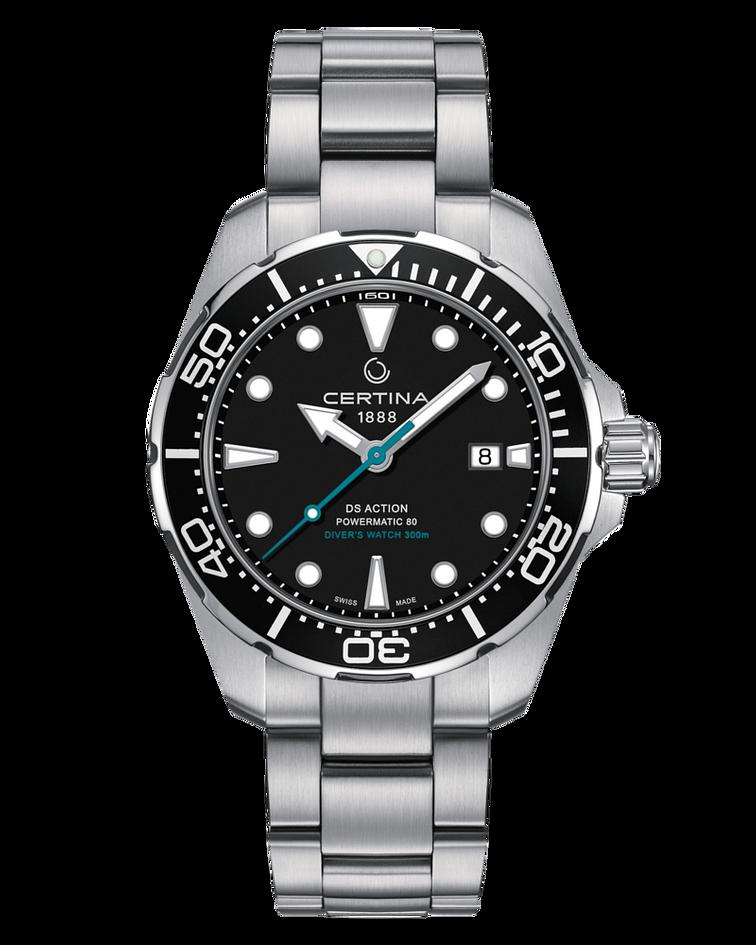 Certina DS Action Automatico - Diver Sea Turtle - Special Edition