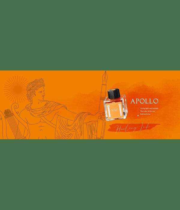 Laban Tintas Greek Mythology Naranja