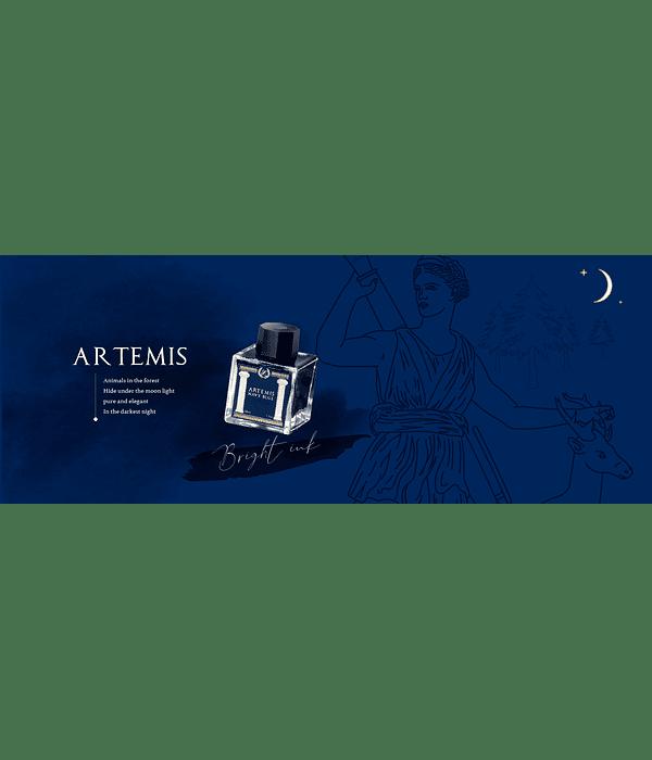 Laban Tintas Greek Mythology Azul