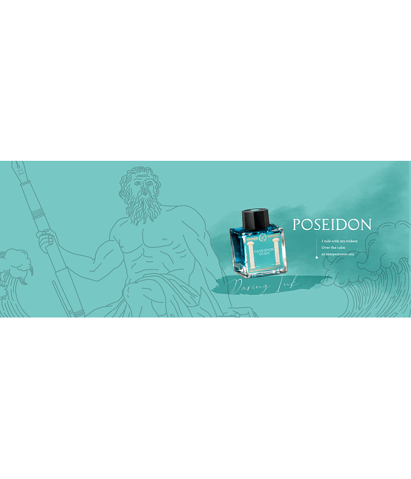Laban Tintas Greek Mythology Verde