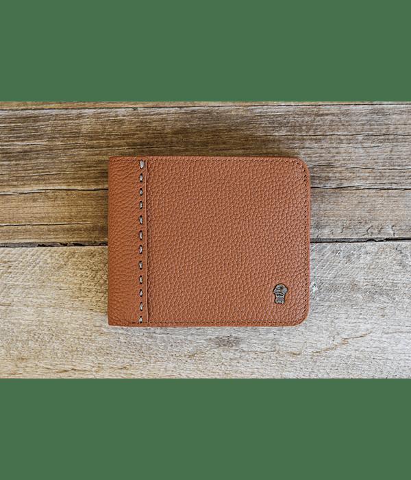 Billetera de Cuero de Full Grano Máxima Calidad - Caballero Armado
