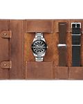 Reloj Rado Capitan Cook Automatico - Brazalete metálico - Set con 2 correas y estuche de cuero