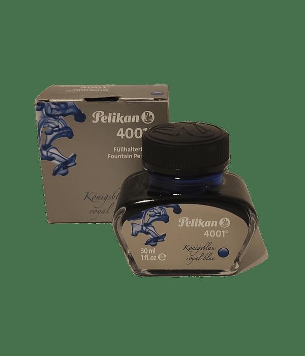 Tinta Pelikan 4001 Azul