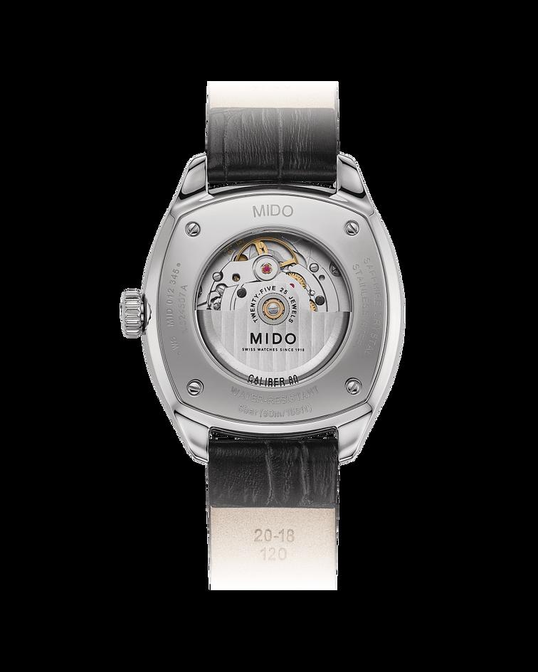 Reloj Mido Belluna Royal - Automático 80 horas reserva de marcha