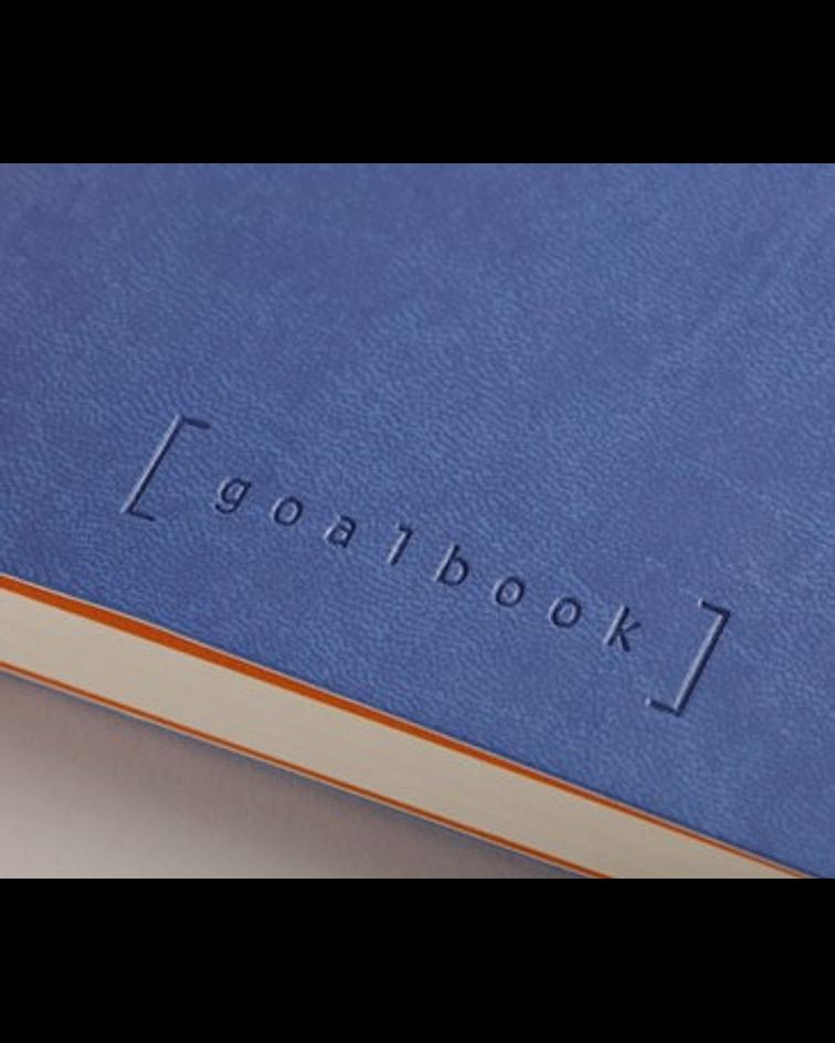 GoalBook Azul Zafiro A5