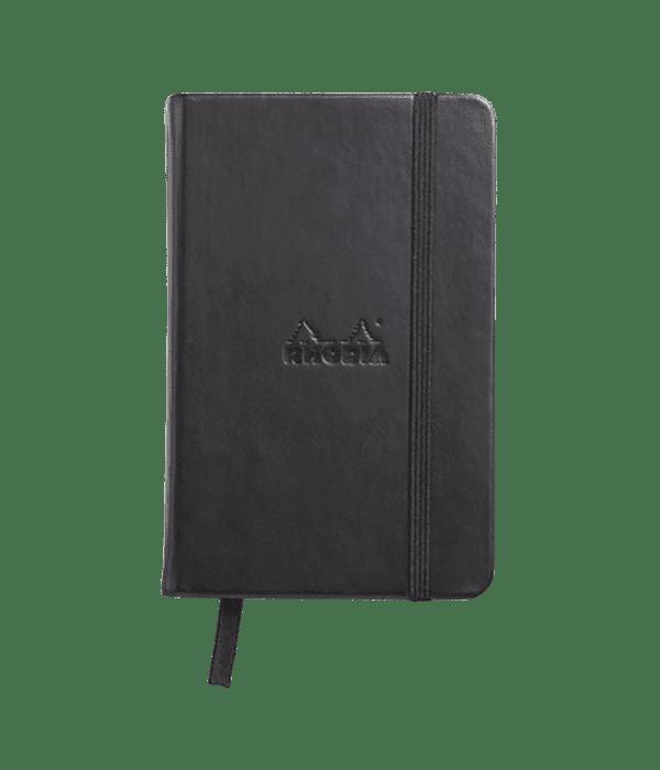 Rhodia - Cuaderno Marfil  Color Negro