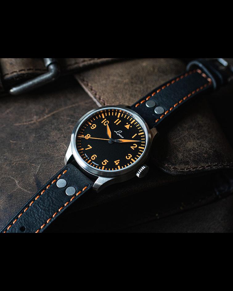 Reloj Laco Neapel Automatico  39 mm