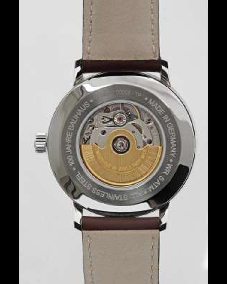 Reloj Iron Annie Automático - Colección Bauhaus 100 años