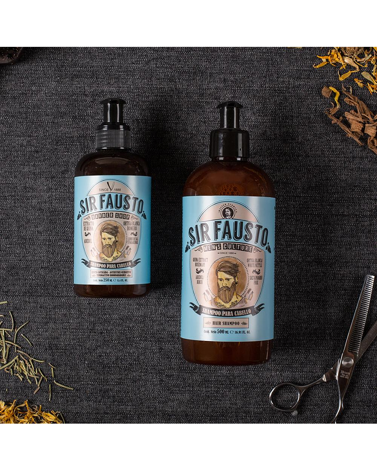 Shampoo Sir Fausto