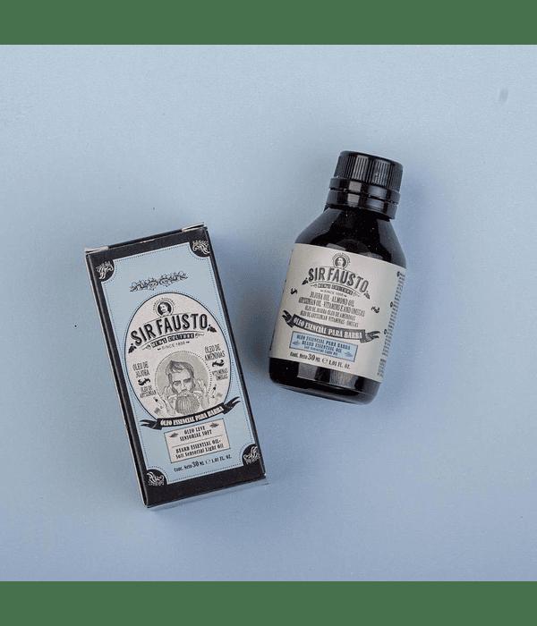 Aceite Esencial para barba (óleo)