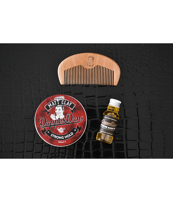 Set Cabello y Barba - Stong Hold