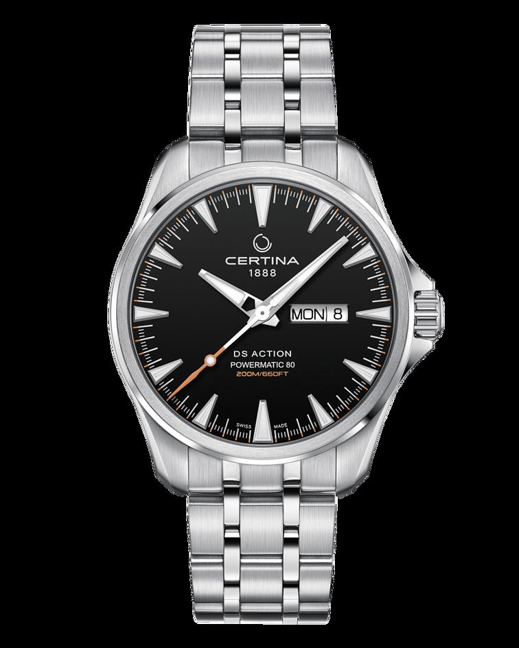 Reloj Certina DS Action Day Date - Automatico 41 mm