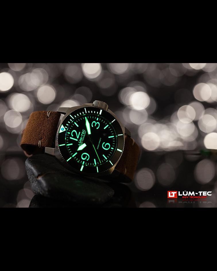 Reloj LUM-TEC M88 - Movimiento Cuarzo Suizo