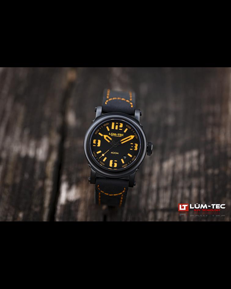 Reloj LUM TEC Combat M400-4 / Automatico - Cristal Zafiro