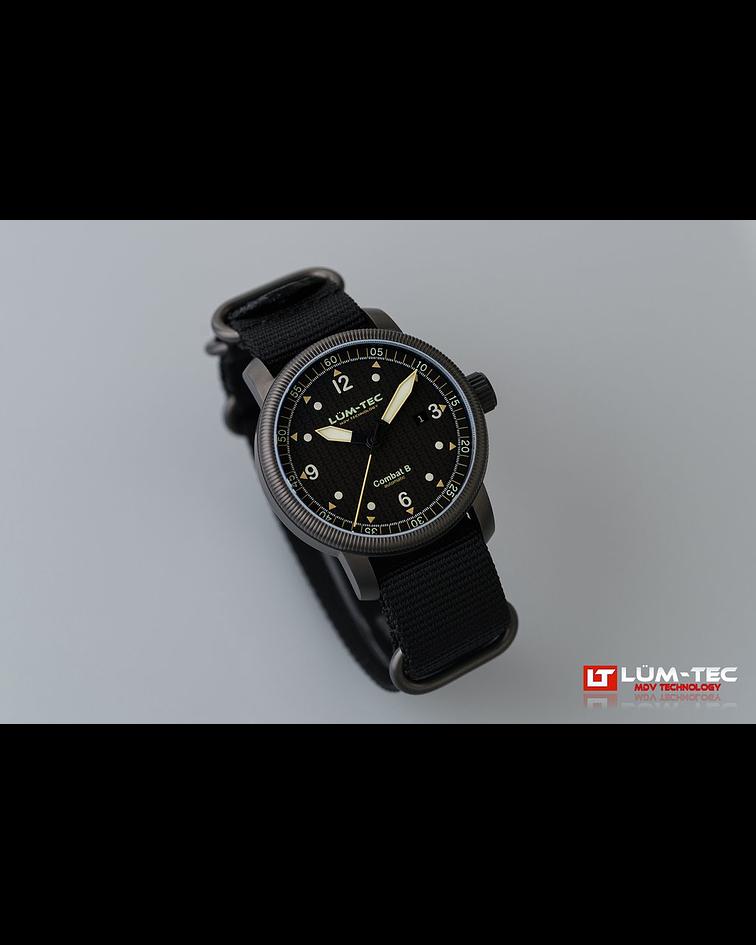 Reloj LUM TEC Combat B51 Automático movimiento Suizo