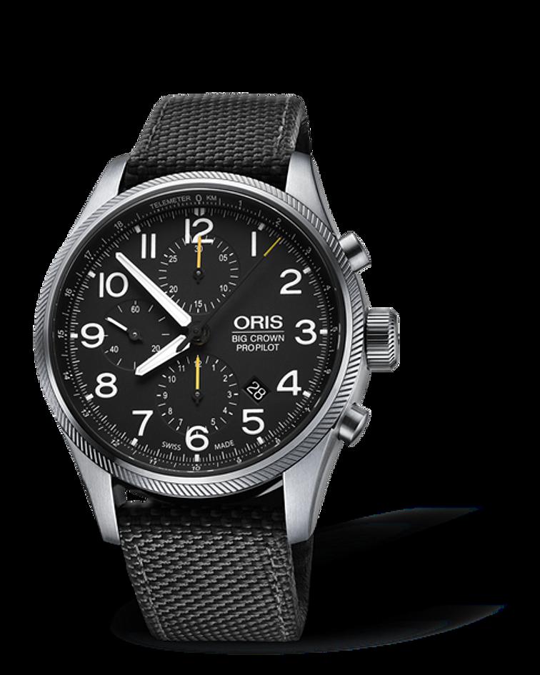 Reloj Oris Big Crown Propilot Chronograph Automatico