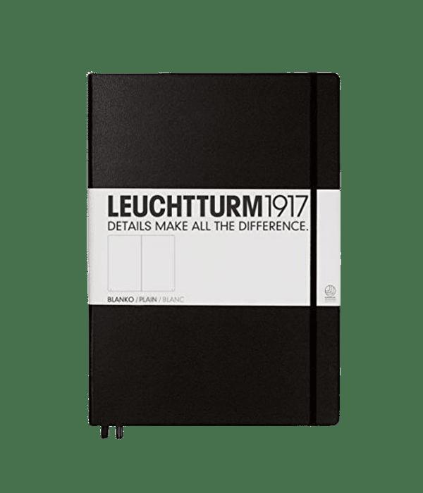 Libreta Leuchtturm Master Classic Croquis - Negra