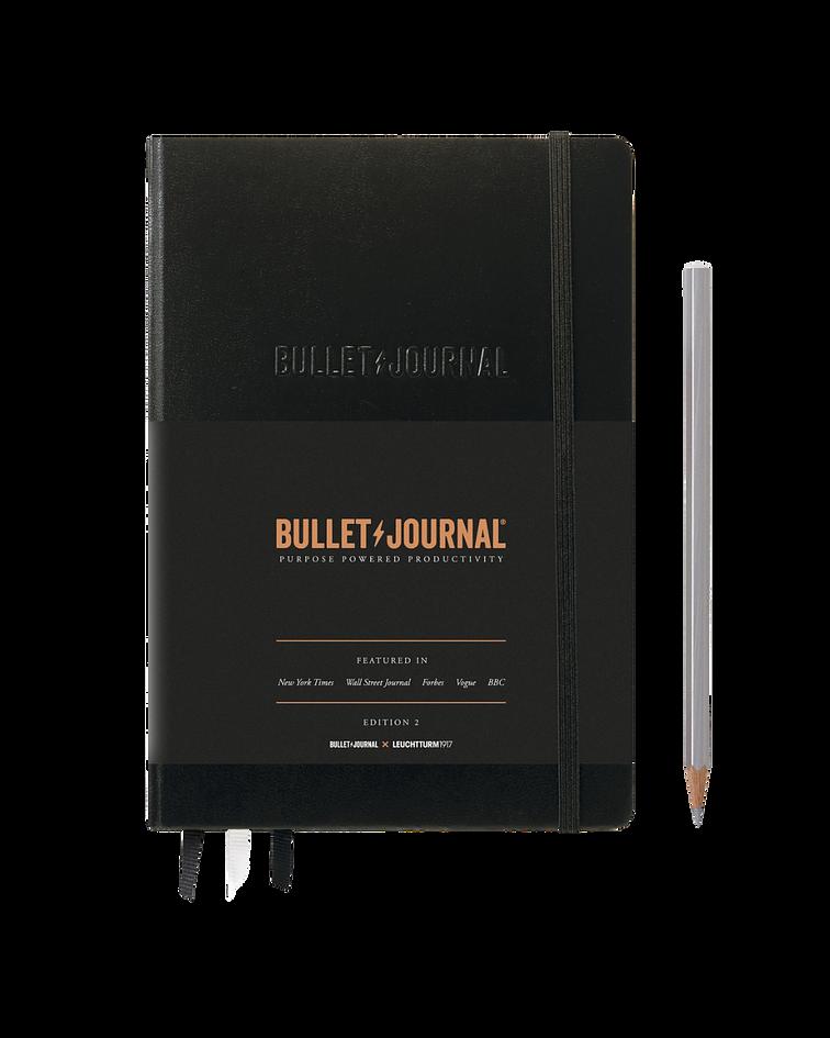 Bullet Journal Black