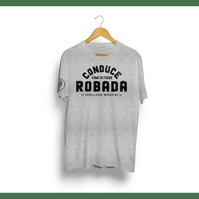 Conduce Robada (gris)
