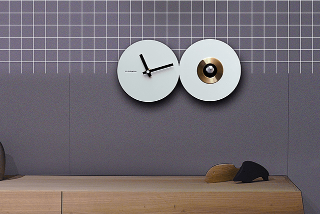 Reloj Cuckoo EPL White image 5