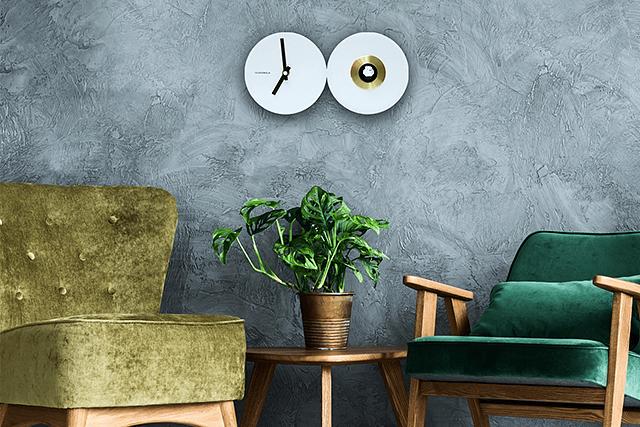 Reloj Cuckoo EPL White image 6